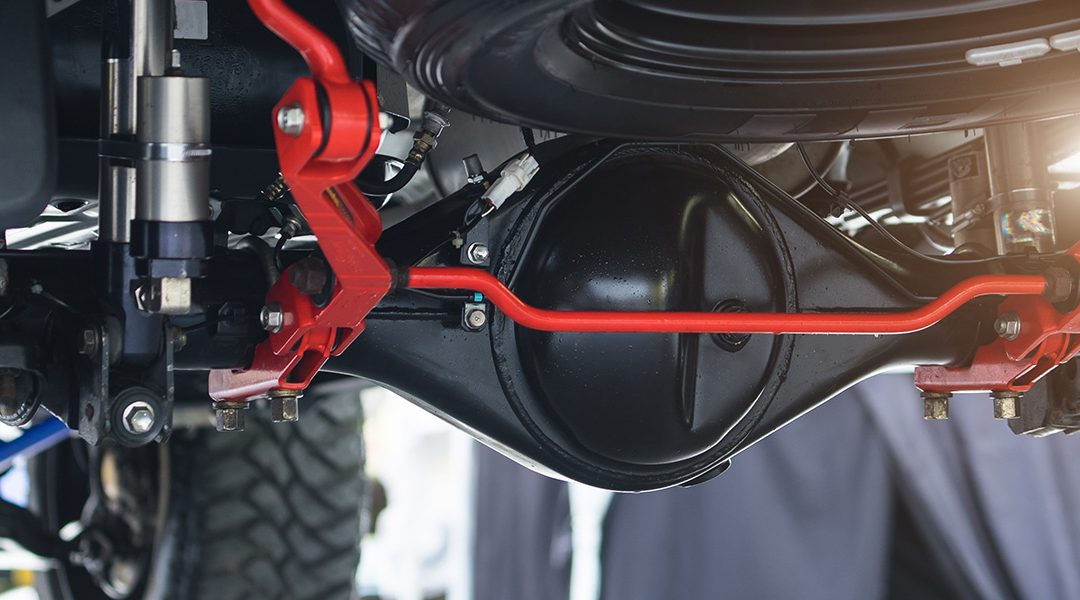 Benefits Of Suspension Upgrades